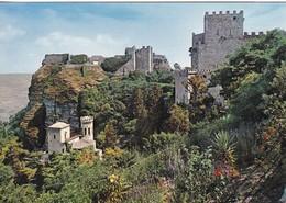Erice (TP) Resti Dell'Acropoli E Pendici Orientali - Non Viaggiata - Autres Villes