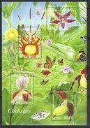 """FRANCE Bloc Neuf N° 81  """" Orchidées """" 2004 - Blocs & Feuillets"""