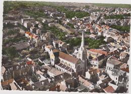 Val  D ' Oise :   SANNOIS  : L  église   De Chez  Lapie - Sannois