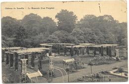 Château De Seneffe NA16: La Roseraie. Les Pergola 1920 - Seneffe