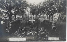 Soldatengrab Von Angehörigen Der Regter. 20 Und 35 Bij Romsée.   -   FOTOKAART!  -  MILITARIA   -  FOTO  -  Herstal - Cementerios De Los Caídos De Guerra