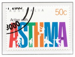 Australia 2003 Mi# 2274 (CTO) ACTIVE WITH ASTHMA - Usati