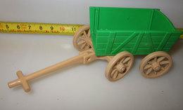 PLAYMOBIL CARRO 1989 GEOBRA 5501 - Playmobil