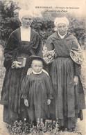 29 - FINISTERE / Brigognan - B291701 - Groupe De Femmes Et Enfant Du Pays - Brignogan-Plage