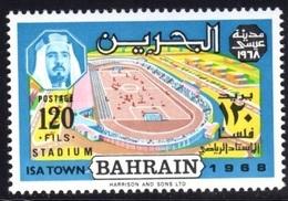 Soccer Football Bahrain #190 1968 Stadium MNH ** - Soccer
