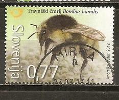 Slovenia 2012 Insect Obl - Slovénie
