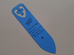 Bookmark, Marque-page, Bladwijzer ONLY One LIFE ...... ( Voir Photo ) Anno 19?? ( Zie Foto Voor Details ) ! - Marque-Pages