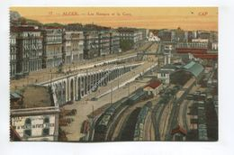 Alger - Les Rampes Et La Gare - Algiers