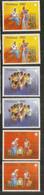 NOËL. La Nativité Aux îles FIDJI.  6  Timbres Neufs **   Côte 5,00 Euro - Fidji (1970-...)