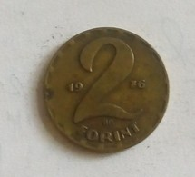 2 FORINT,1976 - Hungary