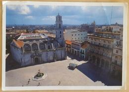 LA HABANA, CUBA - Plaza De San Francisco  Vg - Cuba