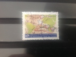 Brazilië / Brazil - 200 Jaar Postadministratie (1.00) 2008 - Brazilië