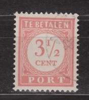 Nederlands Indie Dutch Indies Port 25 Used ; Port, Due, Timbre-taxe, Postmarke, Sellos De Correos - Niederländisch-Indien