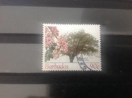 Barbados - Bomen En Bloesems (90) 2005 - Barbados (1966-...)