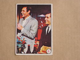 BATMAN  N° 6 Vintage Rare Old Trading Card TV Film Série TV 1966 Vignette Greenway Productions National Périodical - Sonstige