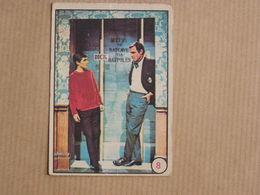 BATMAN  N° 8 Vintage Rare Old Trading Card TV Film Série TV 1966 Vignette Greenway Productions National Périodical - Sonstige