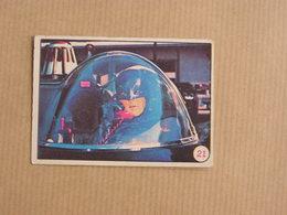BATMAN  N° 21 Vintage Rare Old Trading Card TV Film Série TV 1966 Vignette Greenway Productions National Périodical - Sonstige