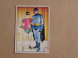 BATMAN  N° 27 Vintage Rare Old Trading Card TV Film Série TV 1966 Vignette Greenway Productions National Périodical - Sonstige