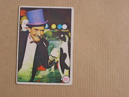 BATMAN  N° 55 Vintage Rare Old Trading Card TV Film Série TV 1966 Vignette Greenway Productions National Périodical - Vieux Papiers