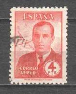 Spain 1945 Mi 930 Canceled - 1931-Hoy: 2ª República - ... Juan Carlos I