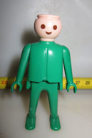 PLAYMOBIL GEOBRA 1974 GREEN - Playmobil