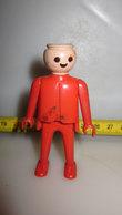 PLAYMOBIL GEOBRA 1974 RED - Playmobil