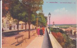 CPA - 171.  ANGOULEME - Les Remparts Desaix - Angouleme