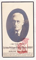 DP Foto - Sylvère P. Dochy ° Passendale Zonnebeke 1866 † Roeselare 1928 X E. Van Lauwe - Devotieprenten