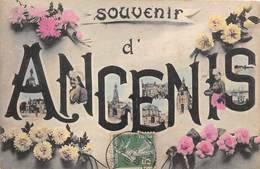 44-ANCENIS- SOUVENIR D'ANCENIS - Ancenis