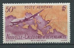 NOUVELLE-CALÉDONIE 1948 . Poste Aérienne . N° 61 . Neuf *  (MH) . - Unused Stamps