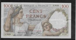 France - 100 Francs Sully - 4-4-1940 - Fayette N°26-26 - SUP - 1871-1952 Antichi Franchi Circolanti Nel XX Secolo