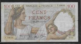 France - 100 Francs Sully - 16-5-1940 - Fayette N°26-29 - TB - 1871-1952 Anciens Francs Circulés Au XXème