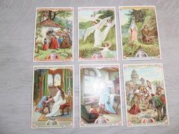LIEBIG ( 613 ) - Langue Française - 6 Chromos N° 1 à 6  - S 643 :  Schwanhilde  1900 - Liebig