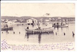 TOULON,83: La Pêche Aux Coquillages à Tamaris. N° 139 Précurseur . Cliché Giraud - Toulon