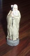 Figurine Jeu D'échecs Le Seigneur Des Anneaux - GANDALF LE BLANC - Nlp Inc - Herr Der Ringe