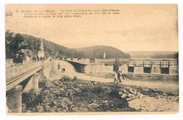CPA : Barrage De La Gileppe - Gileppe (Barrage)