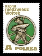 Poland 2017 Mih. 4953 World War II. Corporal Wojtek The Soldier Bear MNH ** - 1944-.... Republic