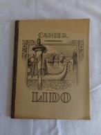 Cahier D'école Vierge Lido - Vieux Papiers