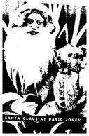 (494) Australia - Santa Claus At David Jones -1961 - Santa Claus