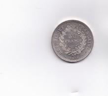 Piece De 50 Francs HERCULE 1974 - France
