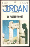 NICK JORDAN : La Faute Du Mort (A. Fernez) 1968 - Marabout Junior