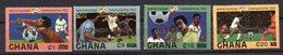 Serie Nº 773/6 Ghana - Coppa Del Mondo