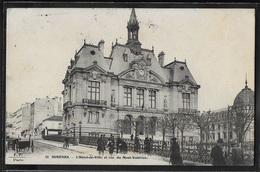 CPA 92 - Suresnes, L'hôtel De Ville Et Rue Du Mont-Valérien - Suresnes