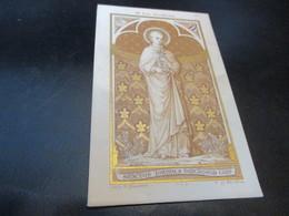 Heiligenprentje,Holy Card, Image Pieuse, Sanctus Joannes Berchmans - Devotieprenten