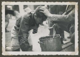 Ecole Polytechnique . 2 Albums . Bizutages Sévères 1944-45 Et 1945-46 . - Oorlog, Militair