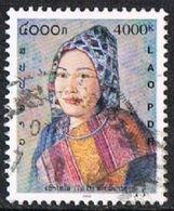 Laos 2002 Costumes 4000k Good/fine Used [17/16340/ND] - Laos