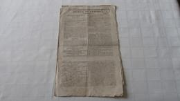 NAPOLEON - CAMPAGNE D'ALLEMAGNE - BLOCUS DE STETTIN / SZCZECIN - RAPPORT / LETTRES - ( J. DE L'EMPIRE DE 1813.) - 1800 - 1849