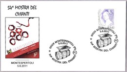 54 MOSTRAL DEL CHIANTI. Vino - Wine. Montespertoli, Firenze, 2011 - Vinos Y Alcoholes