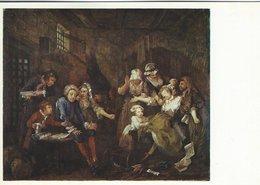 William Hogarth.  - Painting.  Used In Denmark 1979   # 07902 - Paintings