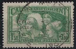 FRANCE Caisse D'amortissement 1931 N°269 Obl, Coiffes Des Provinces Superbe - Used Stamps